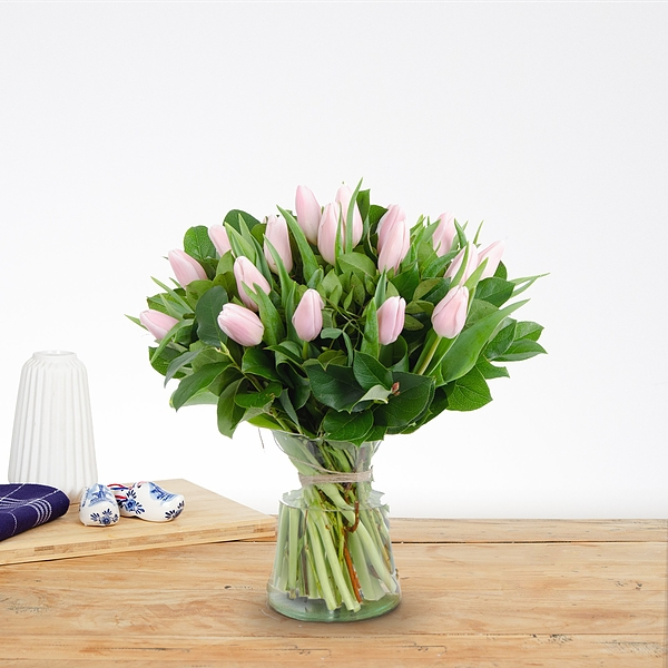 Bouquet Thara pink medium