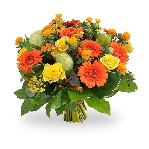 Bouquet Orange grande