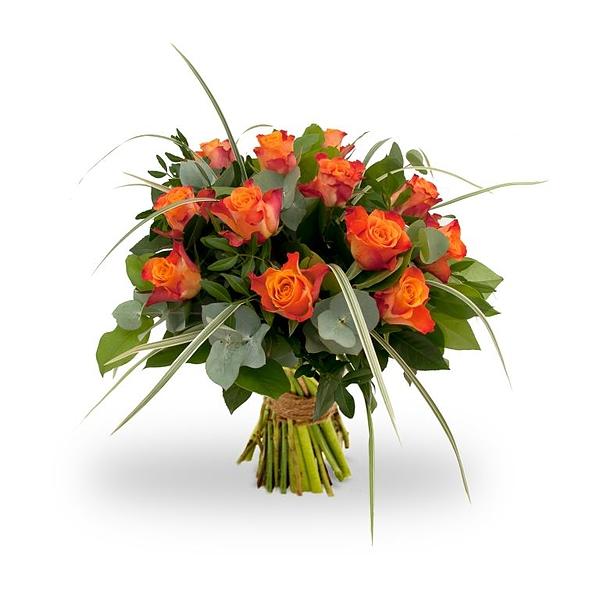 Bouquet Rosa Orange standard