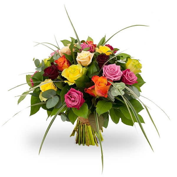 Bouquet Rosa Mixed grand