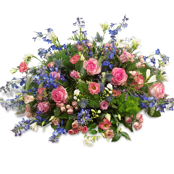 Wild Flowers (70 cm art. 2710 comme image)
