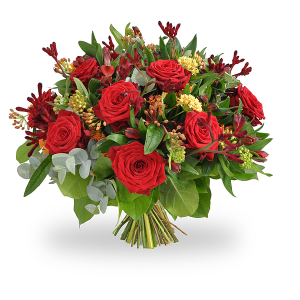 Bouquet Rouge grand