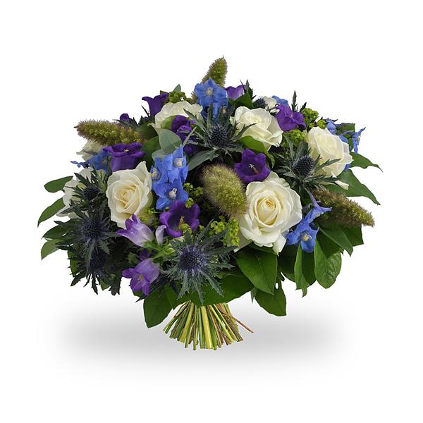 Bouquet naissance garçon grand