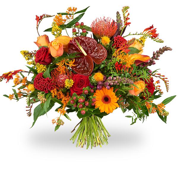 Bouquet Tropical grande