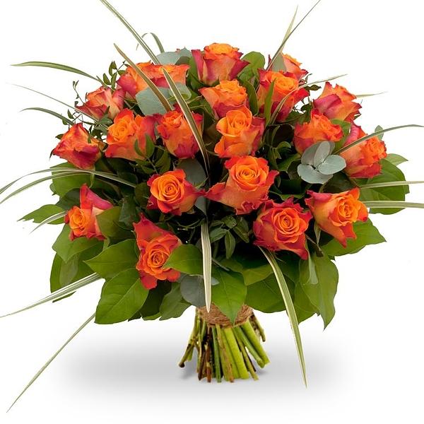 Bouquet Rosa Orange XL