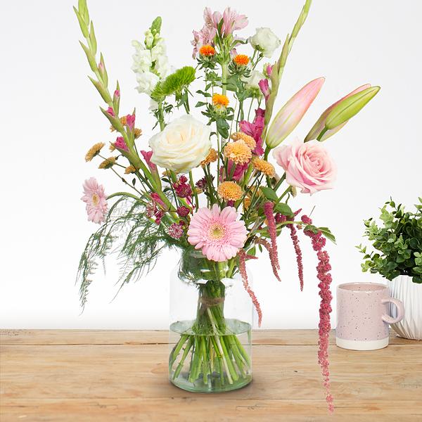 Bouquet Teddy medium