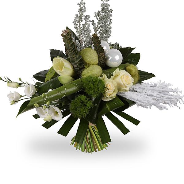 Bouquet Joyeux Noël grand