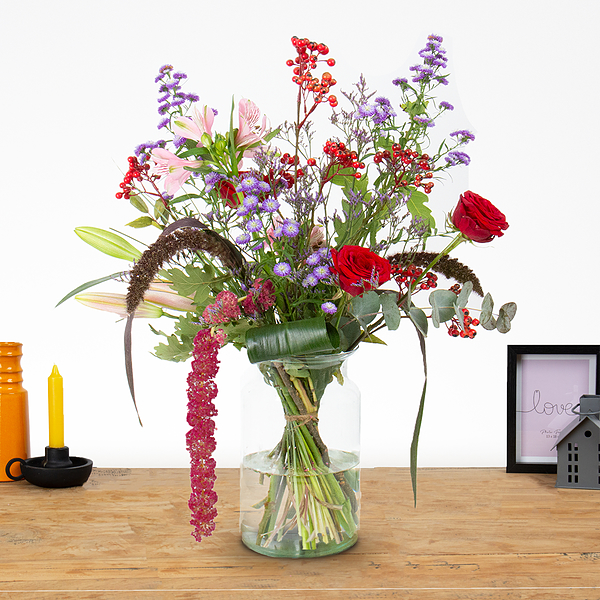 Bouquet Merlijn moyen