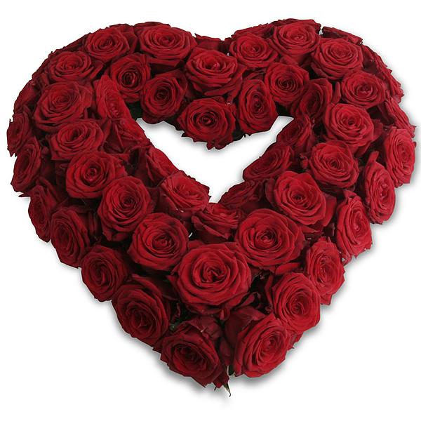 Loveheart (60cm Voir l'image)