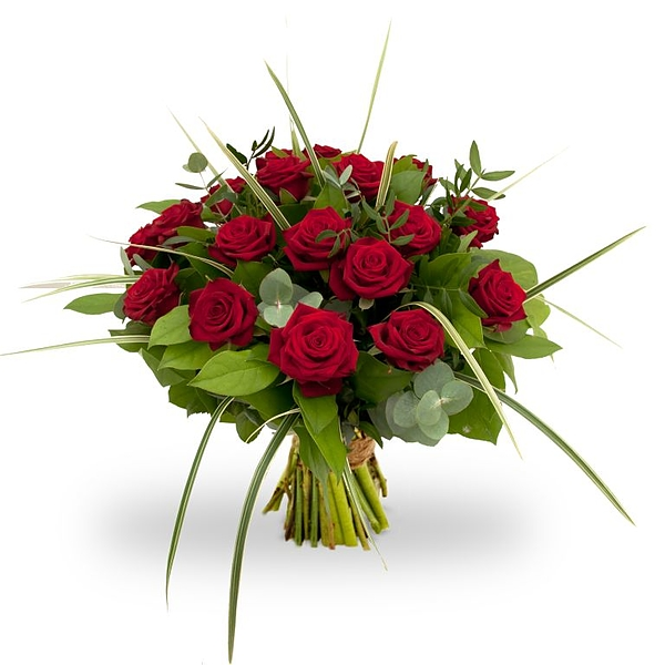 Bouquet Rosa Rouge grand