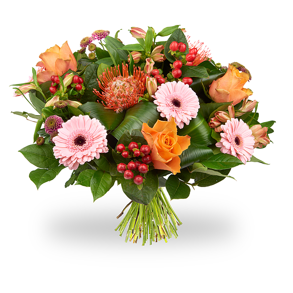 Bouquet Robin standard
