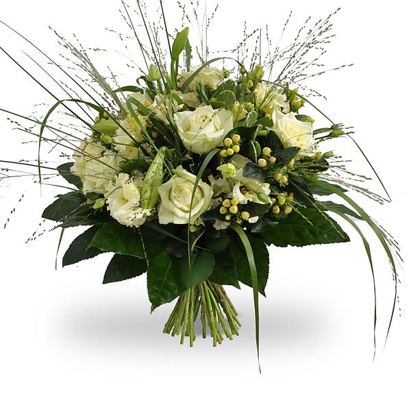 Bouquet Blanc grande